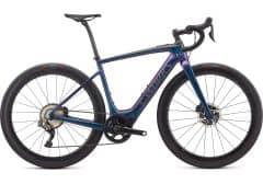 Bicicleta SPECIALIZED S-Works Turbo Creo SL - Gloss Supernova Chameleon/Raw Carbon XXL