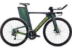 Bicicleta SPECIALIZED Shiv Expert Disc - Gloss Green Chameleon/Hyper Green L