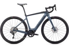 Bicicleta SPECIALIZED Turbo Creo SL Expert - Cast Battleship/Black/Raw Carbon M