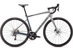 Bicicleta SPECIALIZED Diverge Elite E5 - Gloss/Satin Cool Grey-Cast Battleship Fade/Slate Clean 48