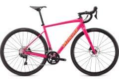 Bicicleta SPECIALIZED Diverge E5 Comp - Gloss Vivid Pink/Golden Yellow/Black Camo 56