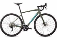 Bicicleta SPECIALIZED Diverge E5 Comp - Satin Oak Green/Aqua Camo 44