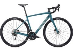 Bicicleta SPECIALIZED Diverge Sport - Dusty Satin Dusty Turquoise/Taupe-White Mountains 58