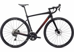 Bicicleta SPECIALIZED Diverge Sport - Gloss Carbon/Rocket Red-Crimson Camo 48