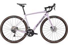 Bicicleta SPECIALIZED Diverge Comp - Gloss/Satin UV Lilac/Black/Hyper-Dusty Lilac Camo 54