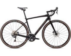 Bicicleta SPECIALIZED Diverge Comp - Gloss Carbon/Gunmetal Reflective Cleano 56