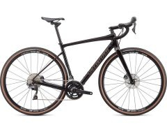 Bicicleta SPECIALIZED Diverge Comp - Gloss Carbon/Gunmetal Reflective Cleano 52