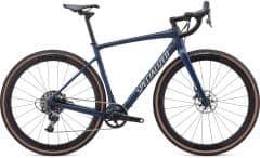 Bicicleta SPECIALIZED Diverge Expert X1 - Satin Navy/White Mountains Clean 54