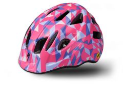 Casca copii SPECIALIZED Mio MIPS - Acid Pink Geo - Toddler