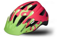Casca copii SPECIALIZED Shuffle LED MIPS - Acid Pink Slime - Youth
