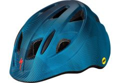 Casca copii SPECIALIZED Mio MIPS - Cast Blue/Aqua Refraction - Toddler