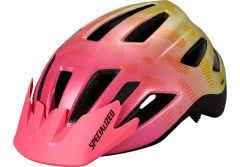 Casca copii SPECIALIZED Shuffle LED MIPS - Yellow/Acid Pink Terrain - Youth