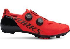 Pantofi ciclism SPECIALIZED S-Works Recon Mtb - Rocket Red 45