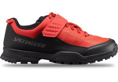 Pantofi ciclism SPECIALIZED RIME 1.0 Mtb - Red 45