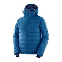 Geaca schi SALOMON IceTown Waterproof - Albastru XL