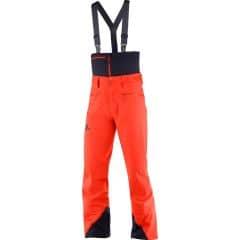 Pantaloni schi SALOMON IceStar 3L - Portocaliu S