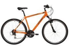 Bicicleta CREON Dover Cross 28 - Portocaliu 520mm