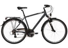 Bicicleta CREON Dover Trekking 28 - Gri 480mm