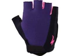 Manusi SPECIALIZED Women's Body Geometry Sport - Indigo/Neon Pink L