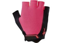 Manusi SPECIALIZED Women's Body Geometry Sport - Black/Neon Pink M