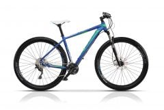 "Bicicleta CROSS Euphoria 27.5"" Albastru 480mm"