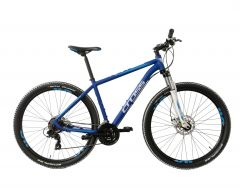 "Bicicleta CROSS Grip 7 29"" Albastru 520mm"