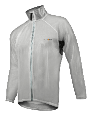 Jacheta FUNKIER Lecco Active Storm Jacket - Transparent 3XL
