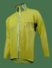 Jacheta FUNKIER Lecco Active barbati - Galben transparent XL