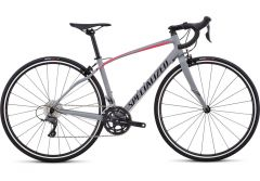Bicicleta SPECIALIZED Dolce - Cool Gray/Acid Pink54
