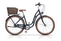 "Bicicleta CROSS Picnic Pro 28"" Albastru/Maro 480mm"