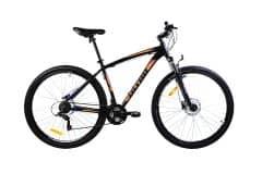 Bicicleta ULTRA Nitro 27.5'' negru/rosu 520mm