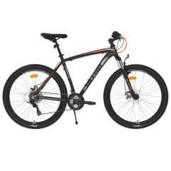 Bicicleta ULTRA Nitro RF Hidraulic 27.5'' negru/gri 440mm