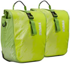 Geanta portbagaj THULE Shield Pannier stanga/dreapta - Chartreuse - S