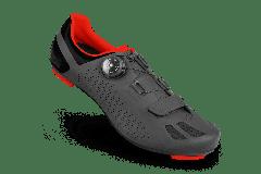 Pantofi ciclism FLR F-11 Pro Road - Negru/Rosu 43