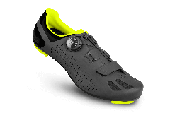 Pantofi ciclism FLR F-11 Pro Road - Negru/Galben neon 41