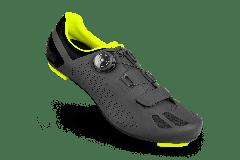 Pantofi ciclism FLR F-11 Pro Road - Negru/Galben neon 44