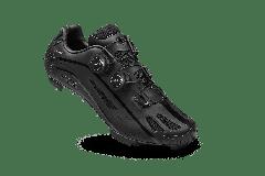 Pantofi ciclism FLR F-95X II Elite Mtb - Negru 46 (incl. 1 pereche sosete)