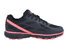Pantofi ciclism FLR Energy Mtb - Negru/Roz prafuit 38