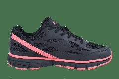 Pantofi ciclism FLR Energy Mtb - Negru/Roz prafuit 39