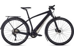 Bicicleta SPECIALIZED Men's Turbo Vado 4.0 - Satin Black Platinum M