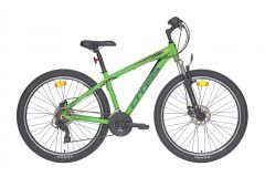 Bicicleta CROSS Viper MDB 27.5 Verde 510mm