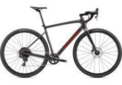 Bicicleta SPECIALIZED Diverge Base Carbon - Gloss Smoke/Redwood/Chrome/Clean 56