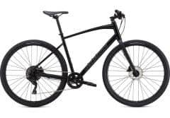 Bicicleta SPECIALIZED Sirrus X 2.0 - Black/Satin Charcoal Reflective XS
