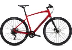 Bicicleta SPECIALIZED Sirrus X 2.0 - Flo Red W/Blue Ghost Pearl/Black/Satin Black XS