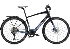 Bicicleta SPECIALIZED Turbo Vado SL 5.0 EQ - Tarmac Black/Cast Battleship/Black Reflective M