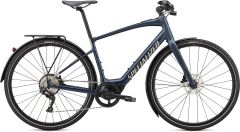 Bicicleta SPECIALIZED Turbo Vado SL 4.0 EQ - Navy/White Mountains Reflective S