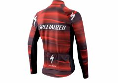 Jacheta SPECIALIZED Element SL Team Expert LS - Black/Red XL