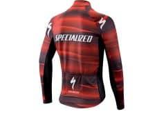 Jacheta SPECIALIZED Element SL Team Expert LS - Black/Red XXL