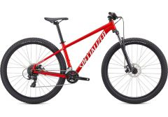 Bicicleta SPECIALIZED Rockhopper 26 - Gloss Flo Red/White XXS