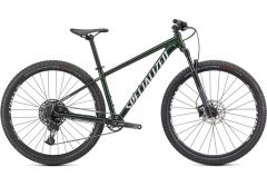 Bicicleta SPECIALIZED Rockhopper Expert 29 - Gloss Oak Green Metallic/Metallic White Silver XL